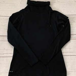 Nike dry fit turtleneck!